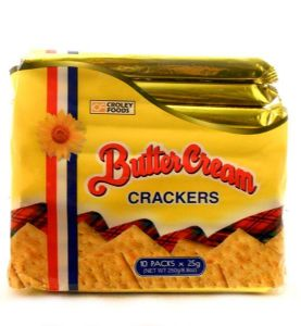 Butter Cream Crackers by Croley Foods | Buy Online at the Asian Cookshop